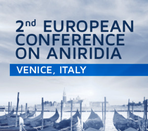 2nd European Conference on Aniridia - Venice, Italy