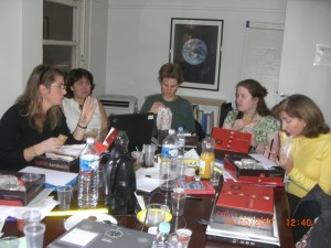Workshop Paris 2007