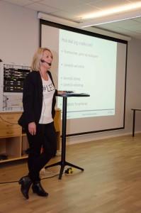 Charlotte foredrag