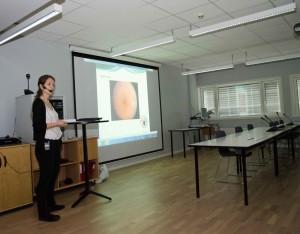 Sigrid Aune foredrag